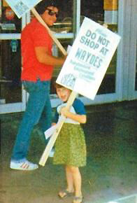 Why picket lines matter