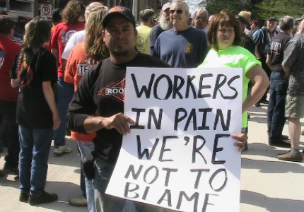 Relieve the unemployment pain now!