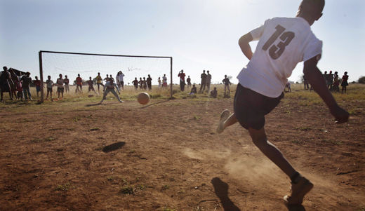 All eyes on South Africa as World Cup set to kickoff