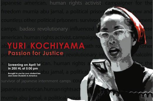 Civil rights radical Yuri Kochiyama dies at age 93