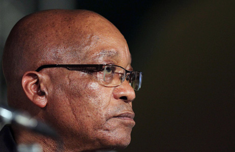 South Africa: Guptagate and the class nature of corruption