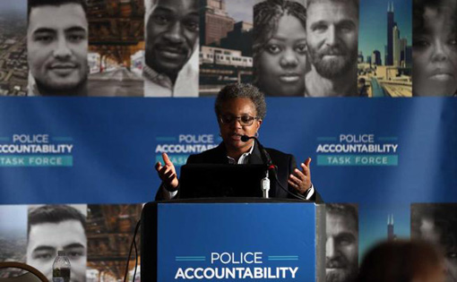 "Police accountability report highlights ""Chicago's shame"""