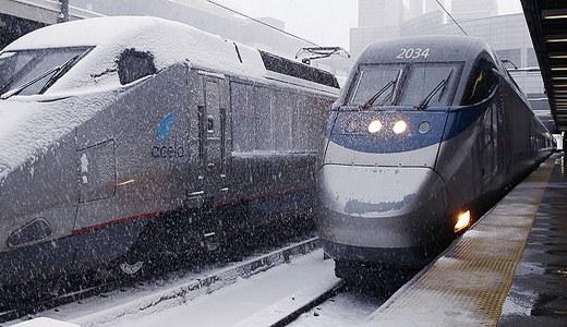 Putting high-speed rail back on track