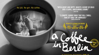 Jan Ole Gerster's award-winning feature debut, A Coffee in Berlin