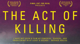 """Act of Killing"" disturbingly depicts banality of evil"
