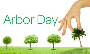 Today in environmental history: It's Arbor Day!