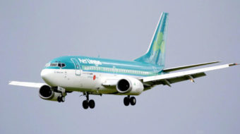 Workers file for union recognition at Aer Lingus