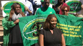 Clear-cut progressive victory in New York City public advocate race
