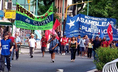Debt conflict riles Argentina