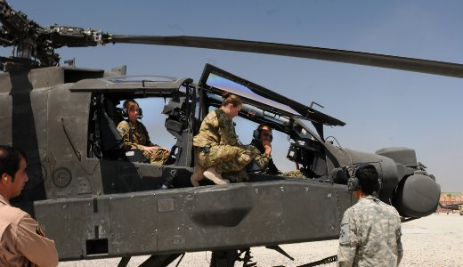 Afghan president warns NATO: Stop killing civilians