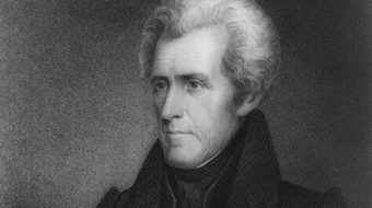 American Indians oppose glorification of Andrew Jackson