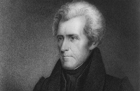 American Indians oppose glorification of Andrew Jackson