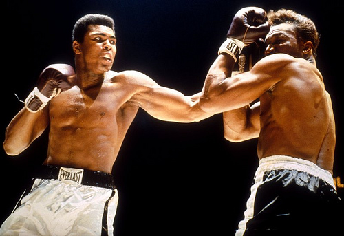 Today in black history: Ali becomes heavyweight champion of the world