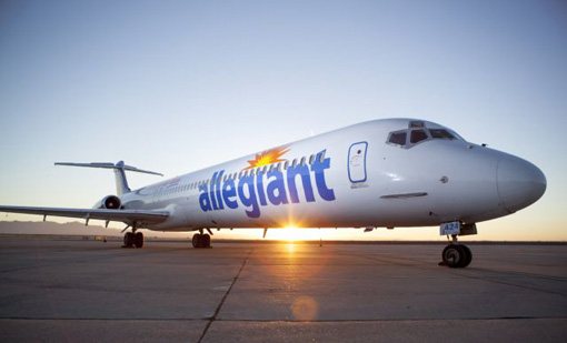 Allegiant Air pilot fired for evacuating passengers from smoking plane
