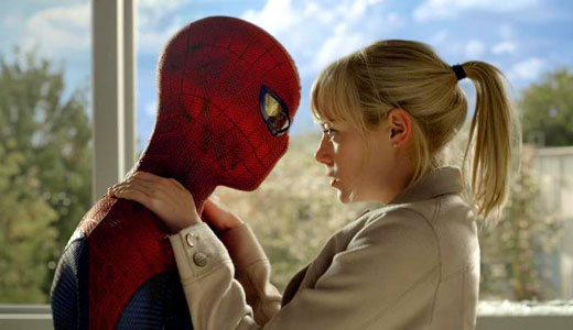 "New ""Spider-Man"" spins a predictable web"