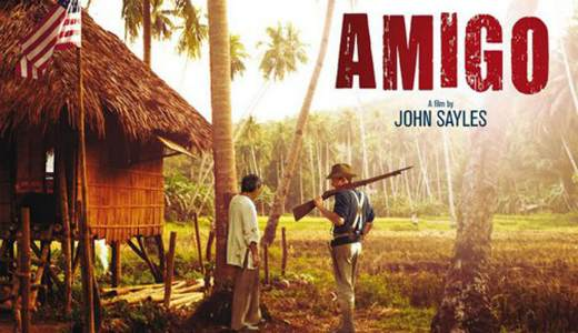 "In John Sayles' ""Amigo"" God was busy somewhere else"