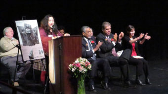 Amistad Awards inspire unity and struggle