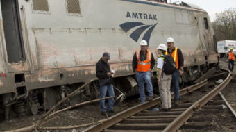 Unionists cheer as railroad adminstration proposes two-person train crews