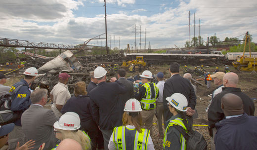 Rail unions weigh in with more analysis on Amtrak crash