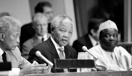 The ANC at 100