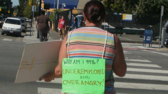 Labor and community stand behind Occupy San Jose