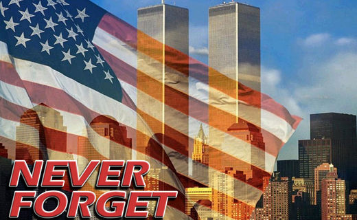 Firefighters union leads somber 9/11 commemoration