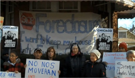 Stopping a Chicago eviction