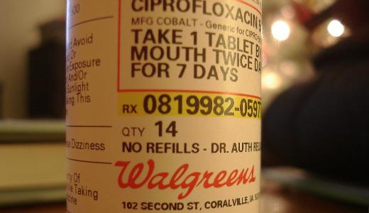 The war on antibiotics