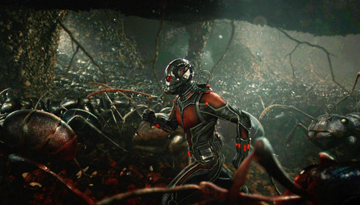 """Ant-Man"" is fun, but never thinks big"