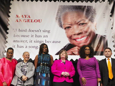 Today in history: Maya Angelou passes one year ago