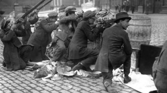 A terrible beauty: Ireland's 1916 Easter Rising