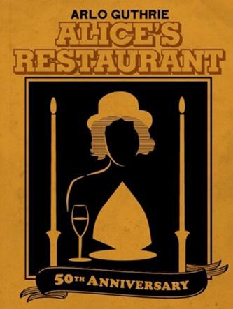 "Arlo Guthrie celebrates 50th anniversary of ""Alice's Restaurant"""
