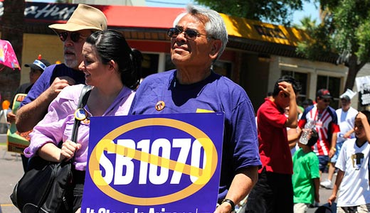 Arizona needs a movement to repeal SB 1070