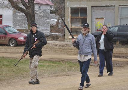 Leith: weaponized Aryans on film in North Dakota