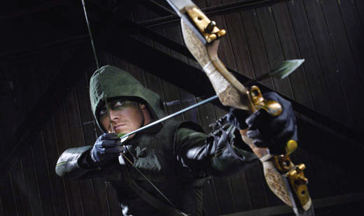 """""""Arrow"""" is sharp, but has yet to hit its mark"""