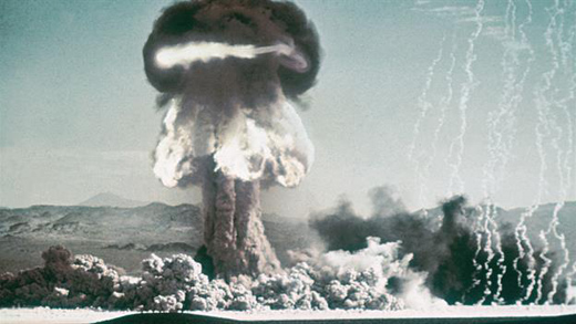 Today in history: atom bomb successfully tested 70 years ago