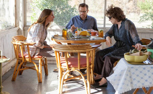 "Families react to tragedy in ""August: Osage County"" and ""Nebraska"""