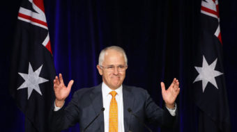 Australia elections: Right-wing Coalition holds onto power