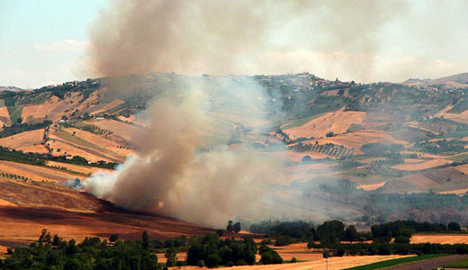 Australian fires threaten observatory, uncover drug labs