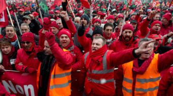 European Social Contract betrayed