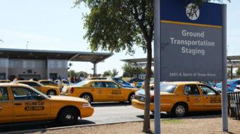 Austin cabbies affiliate with AFL-CIO