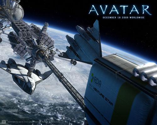 Avatar: Hollywood science fiction, political reality