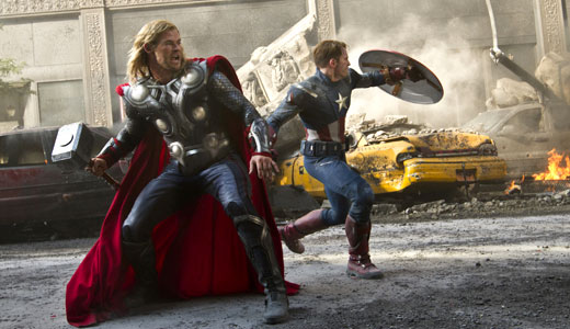 """Avengers"" assembles best elements of its genre"