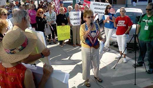Awake the State rally rocks Orlando