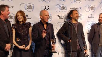 Spirit Awards for Indies; Academy Awards highlights