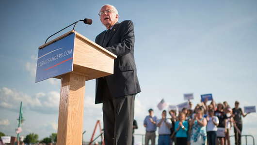 AFL-CIO leaders push presidential candidates on labor's Raising Wages Agenda