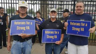 VA union blasts recommendation to break up, privatize vets' health care system