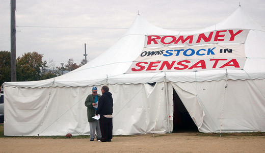 Charges filed after Bain-owned Sensata threatens immediate shutdown