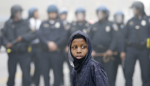 Media coverage of Baltimore youth misses the mark completely