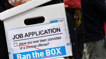 Banning the box – long overdue